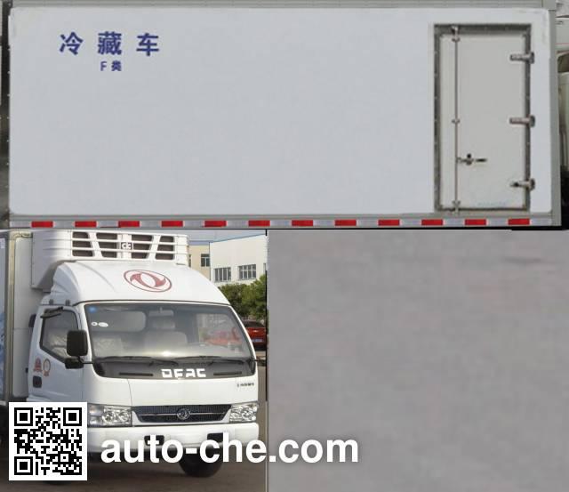 东风牌EQ5041XLC3BDFAC冷藏车