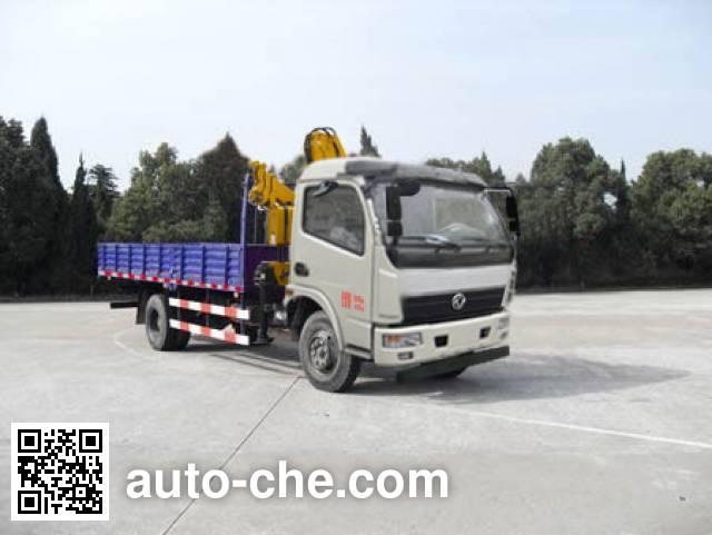 Dongfeng EQ5042JSQZMC truck mounted loader crane