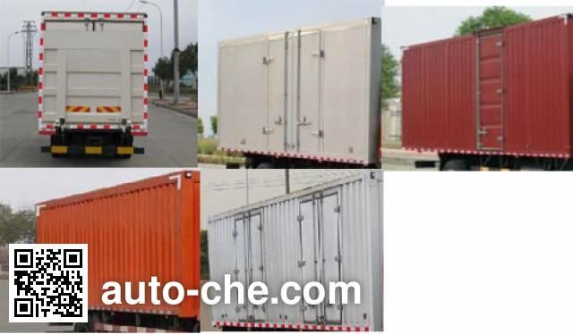 Dongfeng EQ5042XXYL2 box van truck