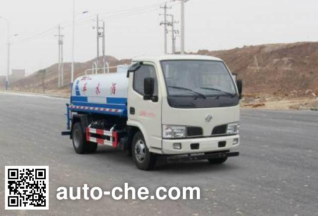 Dongfeng EQ5043GSSL sprinkler machine (water tank truck)
