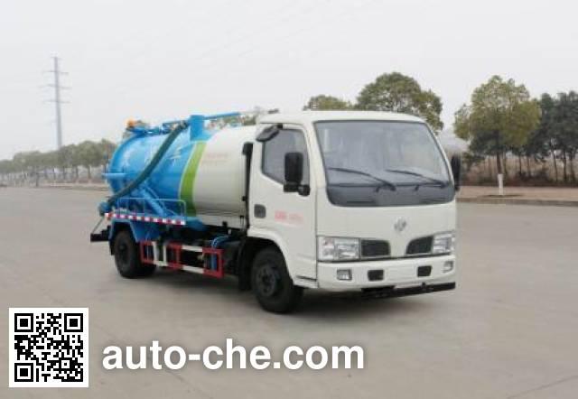东风牌EQ5043GXWL吸污车