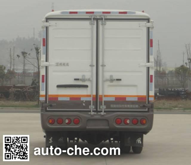 东风牌EQ5046XXYT厢式运输车