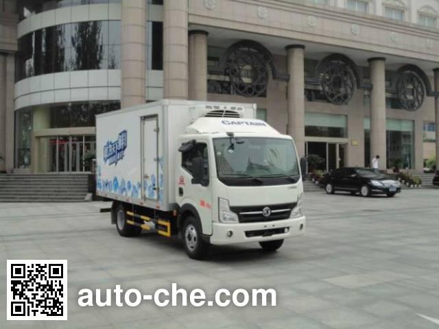 Dongfeng EQ5060XLC9BDDAC refrigerated truck