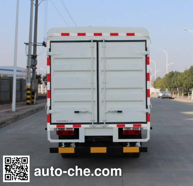 东风牌EQ5070CCY3BDFAC仓栅式运输车