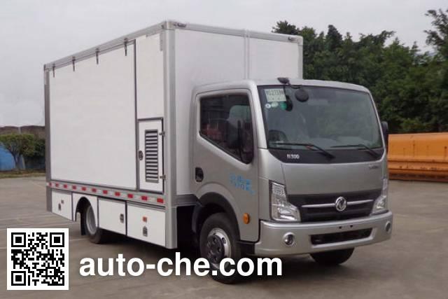东风牌EQ5070XDW4流动服务车