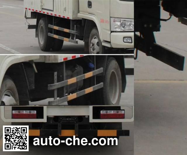 Dongfeng EQ5070XXYL7BDFAC box van truck
