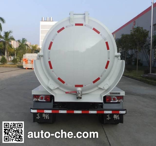 Dongfeng EQ5071TCA4 food waste truck