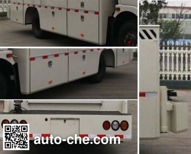 Dongfeng EQ5080XJXT maintenance vehicle
