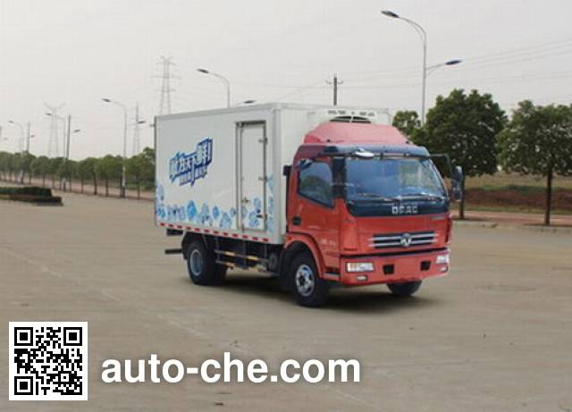 Dongfeng EQ5080XLC8BD2AC refrigerated truck