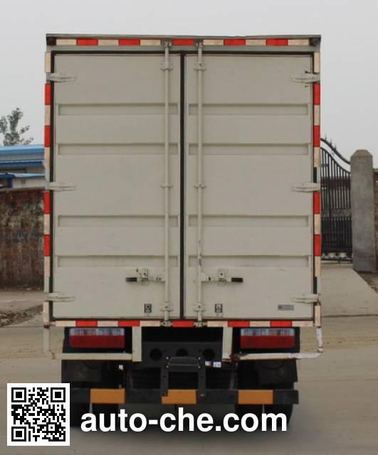 Dongfeng EQ5080XXYL8BDCAC box van truck