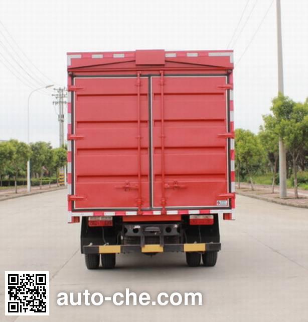 Dongfeng EQ5080XYK8BDCAC wing van truck