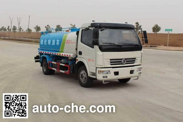 Dongfeng EQ5090GPSL sprinkler / sprayer truck