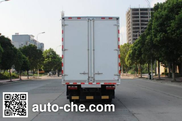 Dongfeng EQ5090XLC8BDDAC refrigerated truck