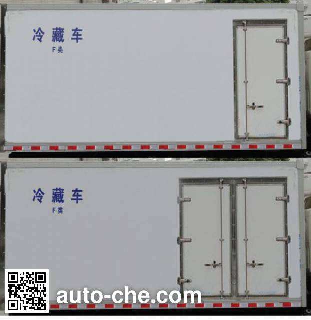 东风牌EQ5090XLCL8BDCAC冷藏车