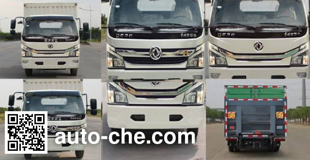Dongfeng EQ5090XYZ8BDCAC postal vehicle