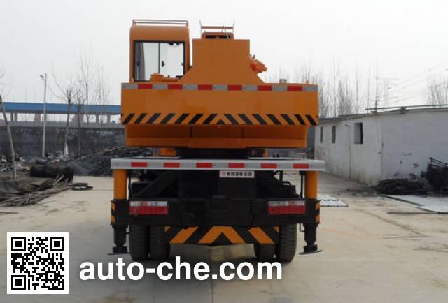 Dongfeng EQ5102JQZK truck crane