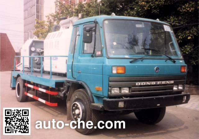 东风牌EQ5108THB6DF15混凝土泵车