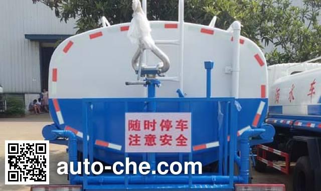 Dongfeng EQ5110GSSF sprinkler machine (water tank truck)