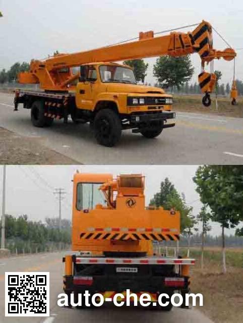 Dongfeng EQ5110JQZK truck crane