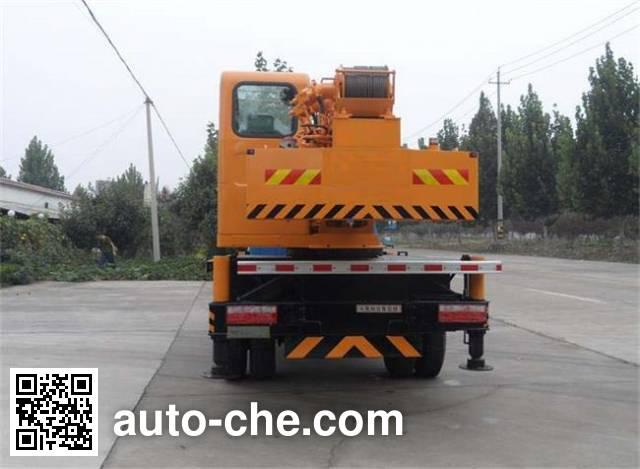 Dongfeng EQ5110JQZL truck crane