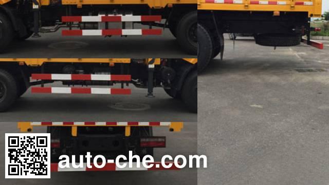 Dongfeng EQ5110JSQZM truck mounted loader crane