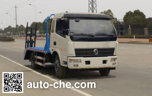 Dongfeng EQ5110TPBL flatbed truck