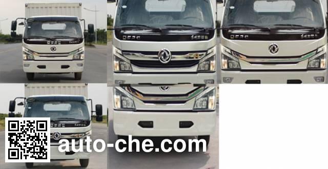 Dongfeng EQ5080XLC8BDBAC refrigerated truck