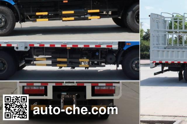 Dongfeng EQ5120CCY8BDDAC stake truck