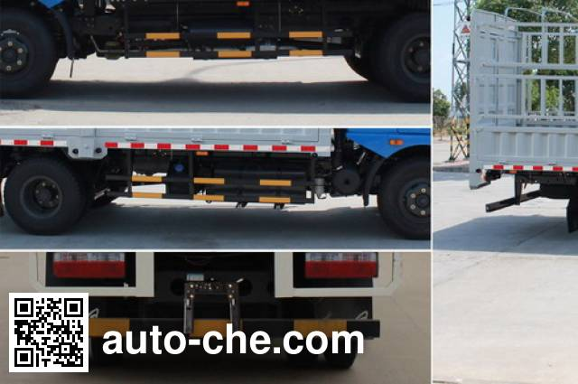Dongfeng EQ5120CCYL8BDDAC stake truck