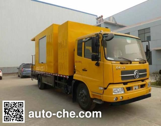 Dongfeng EQ5120TYHT микроволновая дорожная ремонтная машина