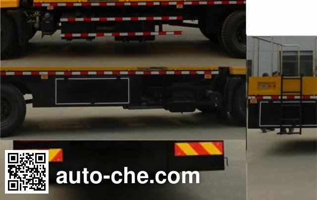 Dongfeng EQ5120TYHT microwave pavement maintenance truck