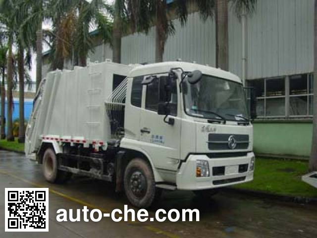 Dongfeng EQ5120ZYSS4 garbage compactor truck