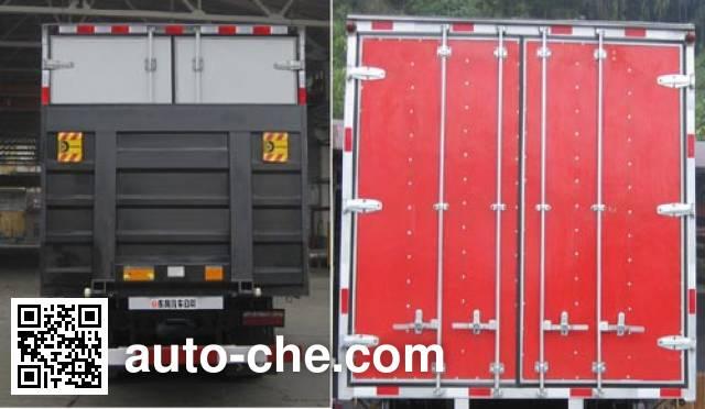 Dongfeng EQ5121XXYF box van truck
