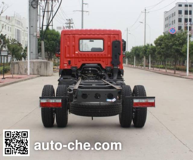 Dongfeng EQ5121XXYLJ9BDG van truck chassis