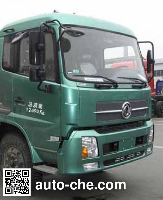 Dongfeng EQ5120ZLJ3 мусоровоз с герметичным кузовом