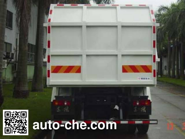 Dongfeng EQ5122ZLJ3 sealed garbage truck