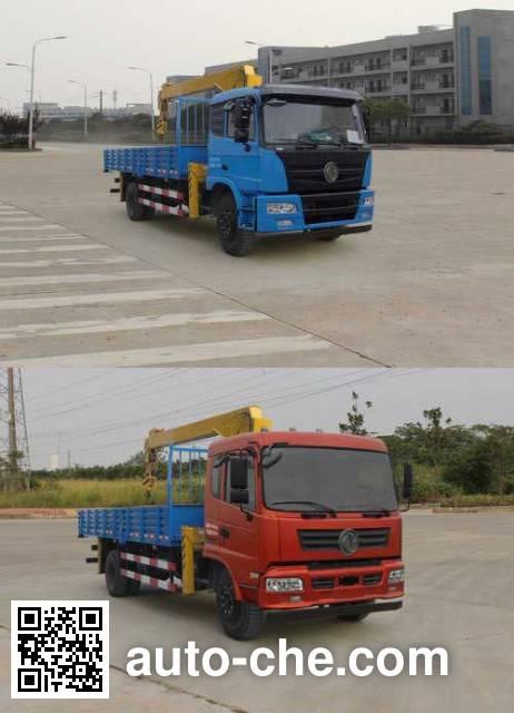 东风牌EQ5128JSQL随车起重运输车