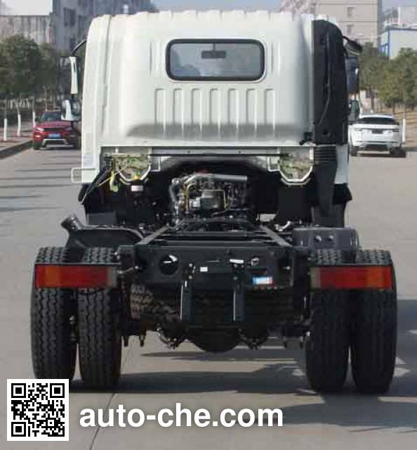 Dongfeng EQ5130TZZKJ special purpose vehicle chassis