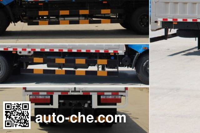 Dongfeng EQ5160CCYL8BDFAC грузовик с решетчатым тент-каркасом