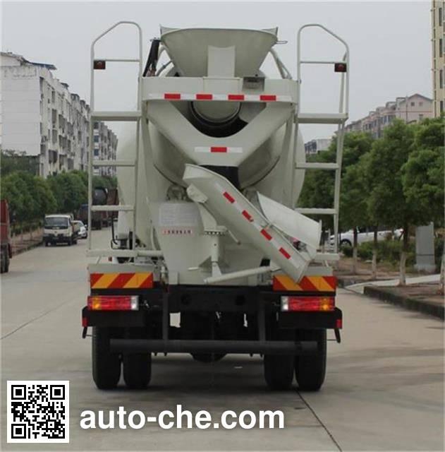 东风牌EQ5140GJBLV混凝土搅拌运输车