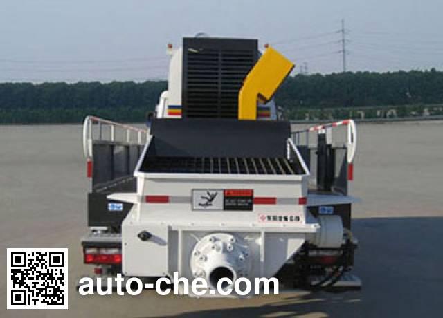 东风牌EQ5148THBL混凝土泵车