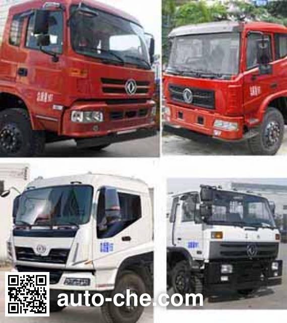 Dongfeng EQ5148THBL concrete pump truck