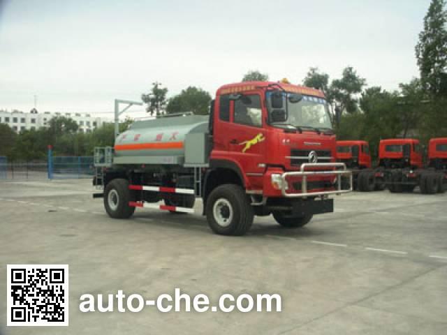 Dongfeng EQ5151GJYX desert off-road fuel tank truck