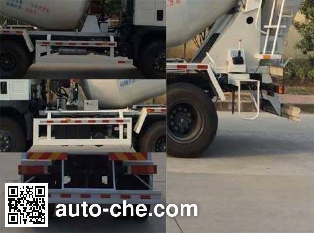 Dongfeng EQ5160GJBGZ4D concrete mixer truck