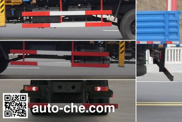 Dongfeng EQ5160JSQZM1 truck mounted loader crane