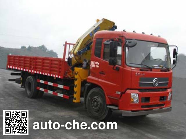 Dongfeng EQ5160JSQZM2 truck mounted loader crane