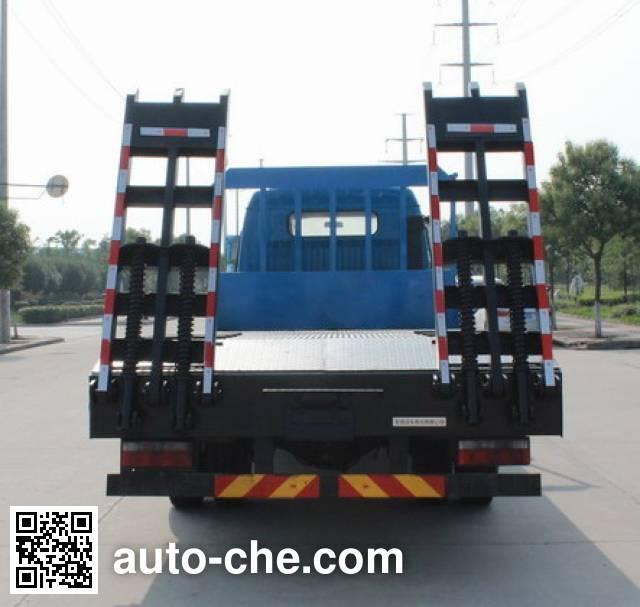 Dongfeng EQ5160TPB flatbed truck
