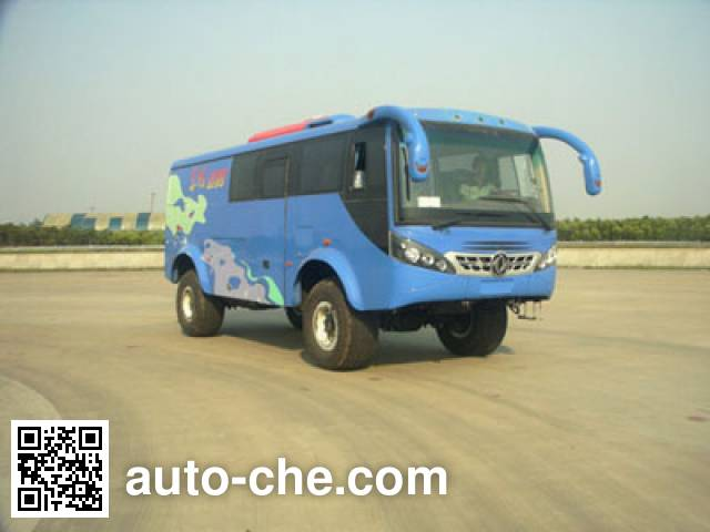 Dongfeng EQ5160XSGC desert off-road engineering works vehicle
