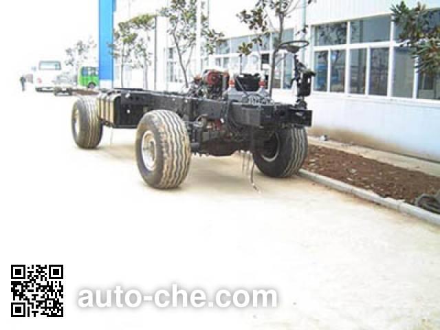Dongfeng EQ5160XSGCJ desert off-road engineering works vehicle