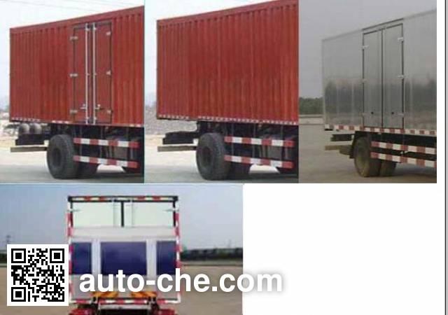 Dongfeng EQ5180XYKGD5D wing van truck